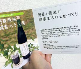 酵素八十八選_冊子