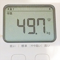 酵水素328選プチ断食 6日目
