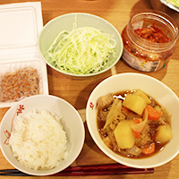 酵水素328選プチ断食 1日目