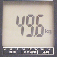 酵水素328選プチ断食 5日目